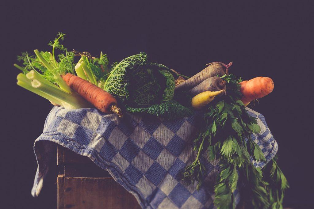 Präbiotika präbiotisch Gemüse pflanzlich Nahrung Bakterien Ballaststoffe